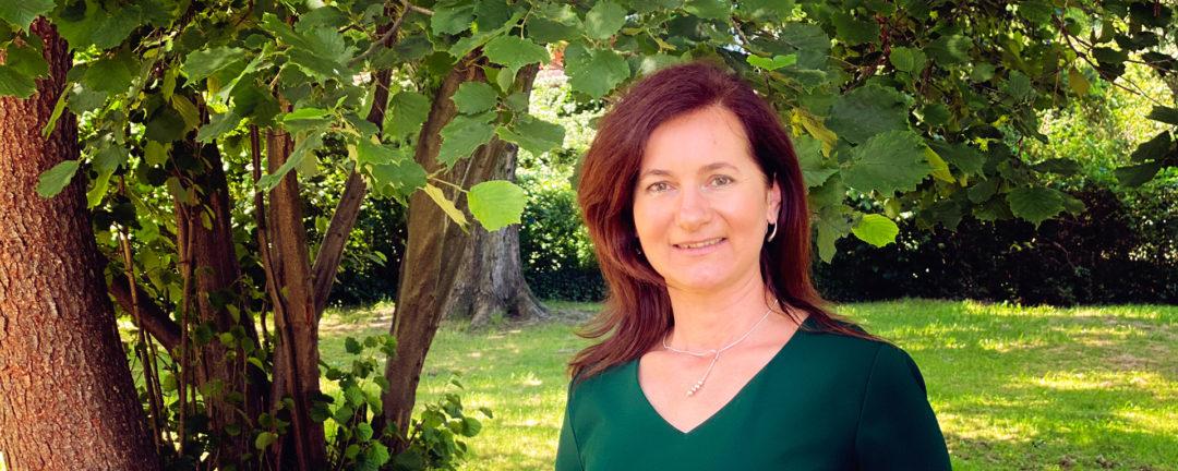 Sekretarz Halina Kochan