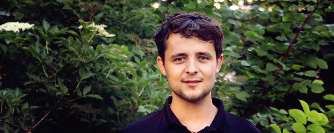 Wiceprezes Mateusz Malik